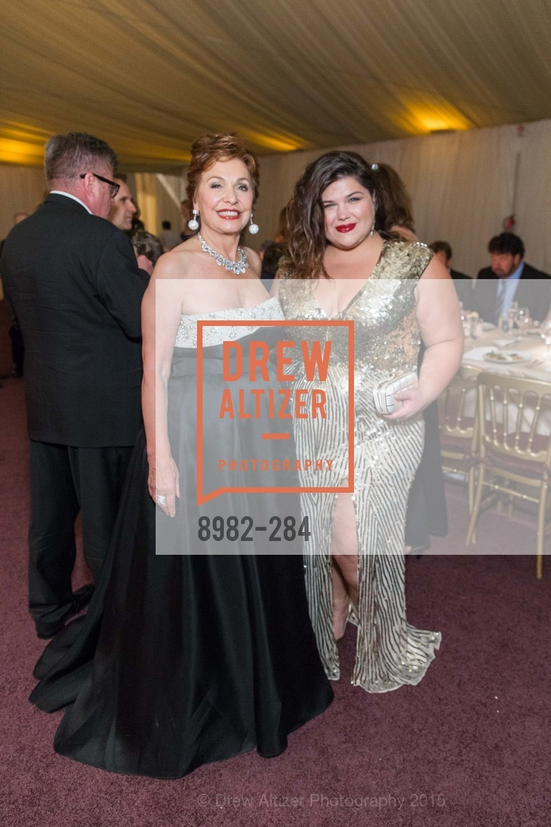 Maria Manetti Shrem, Leah Crocetto, Opera Ball 2015: Moonlight & Music, War Memorial Opera House. 301 Van Ness Ave, September 11th, 2015,Drew Altizer, Drew Altizer Photography, full-service agency, private events, San Francisco photographer, photographer california