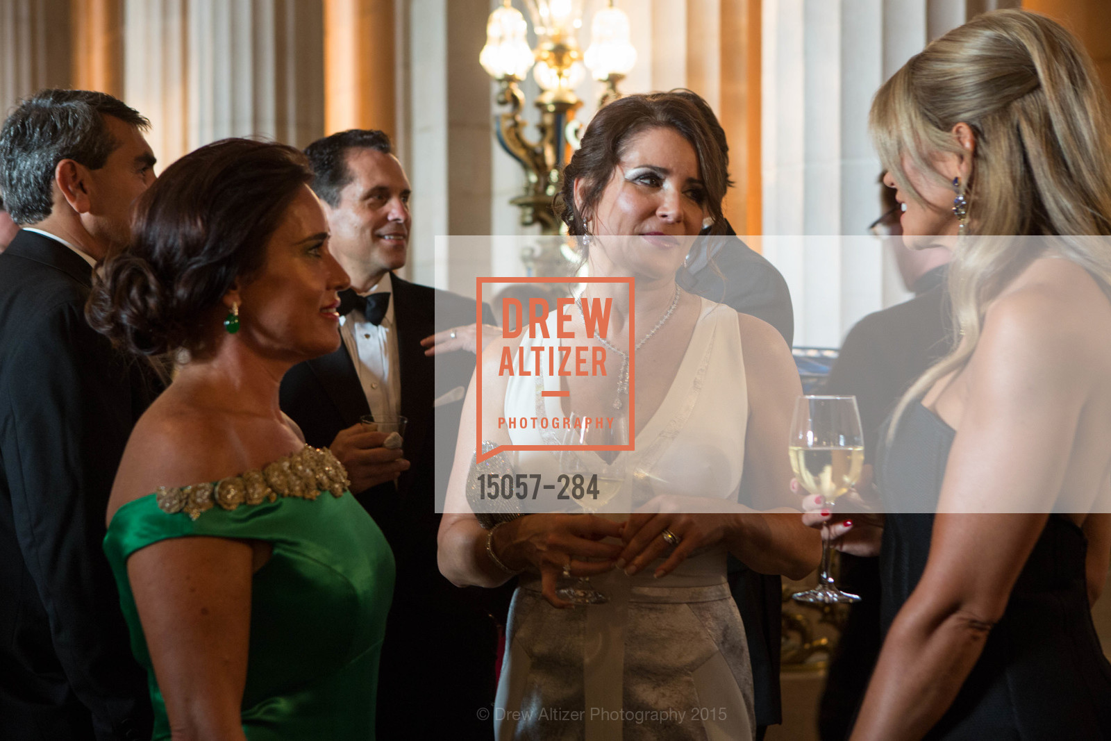 Natalia Urrutia, Michelle Ritchie, Opera Ball 2015: Moonlight & Music, War Memorial Opera House. 301 Van Ness Ave, September 11th, 2015,Drew Altizer, Drew Altizer Photography, full-service event agency, private events, San Francisco photographer, photographer California