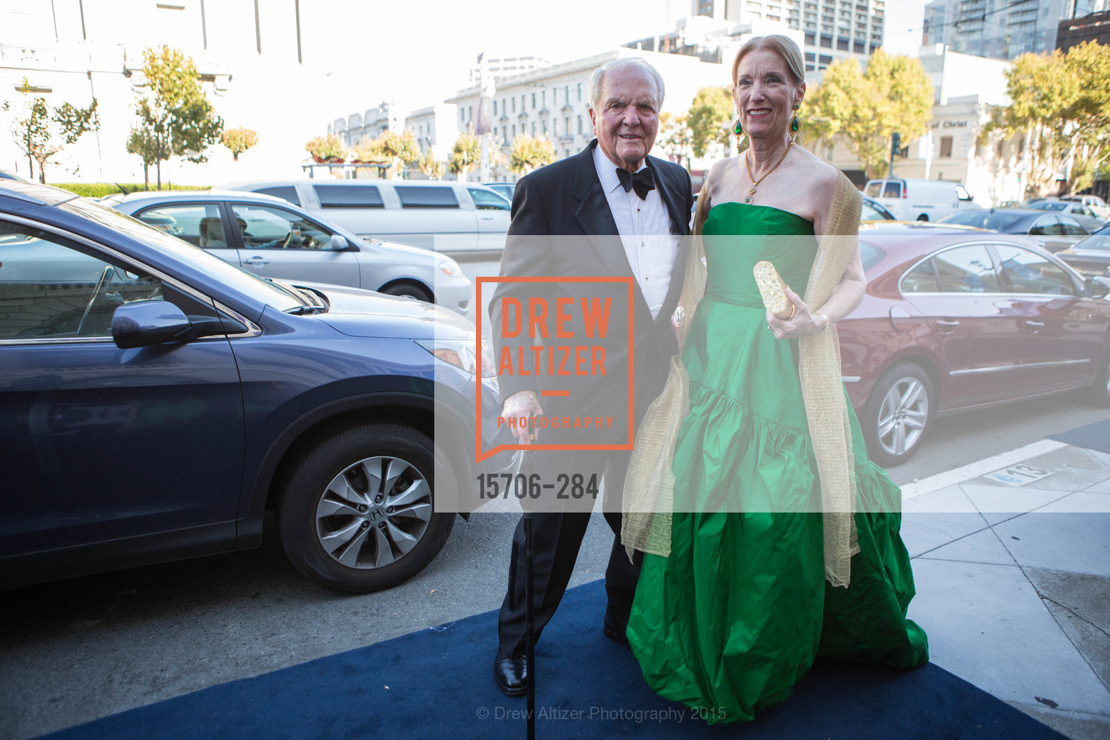 JIm Ludwig, Patsy Ludwig, Opera Ball 2015: Moonlight & Music, War Memorial Opera House. 301 Van Ness Ave, September 11th, 2015,Drew Altizer, Drew Altizer Photography, full-service agency, private events, San Francisco photographer, photographer california