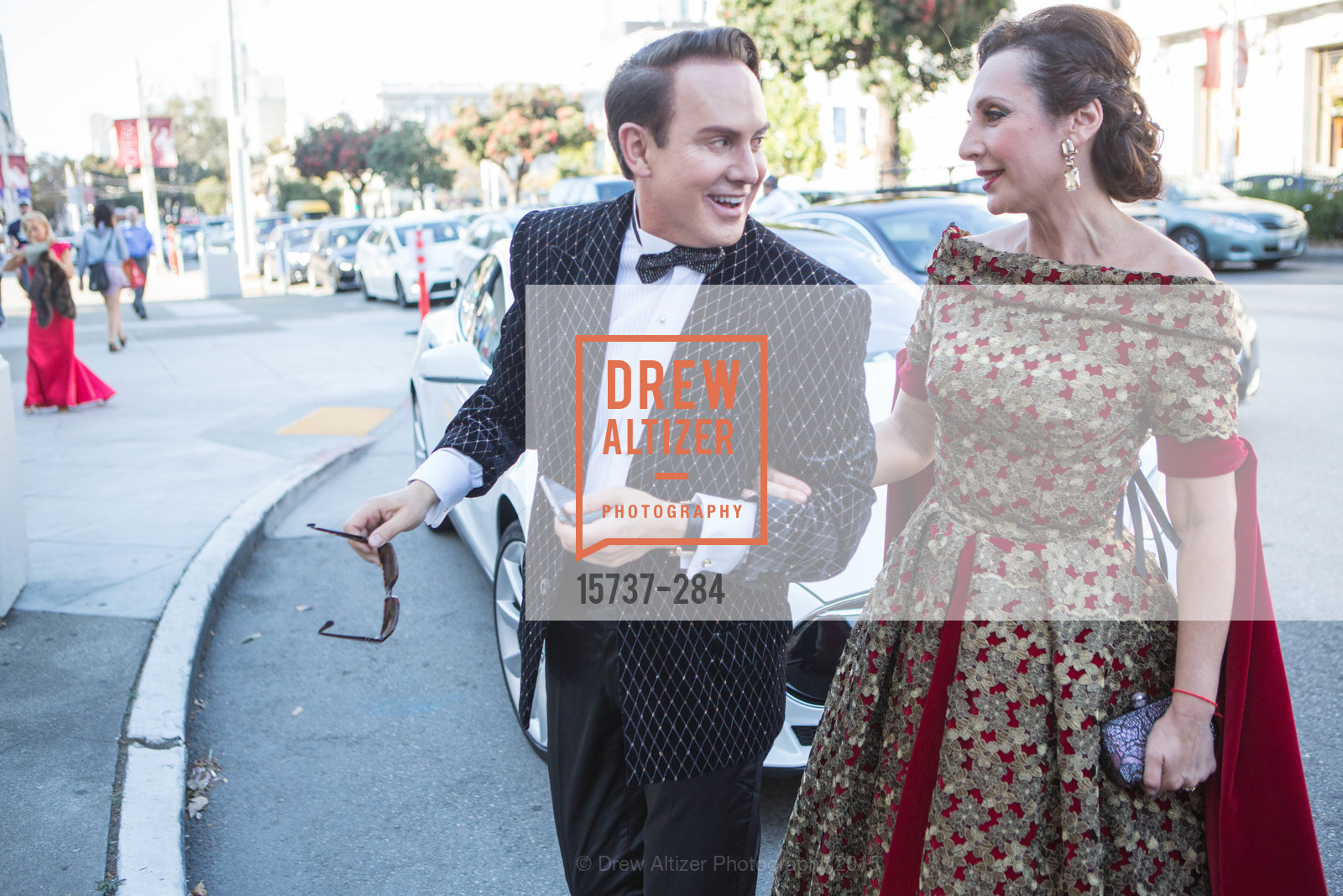 Joel Goodrich, Clara Shayevich, Opera Ball 2015: Moonlight & Music, War Memorial Opera House. 301 Van Ness Ave, September 11th, 2015,Drew Altizer, Drew Altizer Photography, full-service agency, private events, San Francisco photographer, photographer california