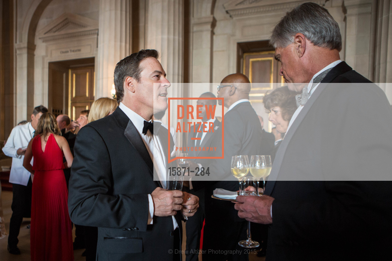 Alvin Ziegler, Opera Ball 2015: Moonlight & Music, War Memorial Opera House. 301 Van Ness Ave, September 11th, 2015,Drew Altizer, Drew Altizer Photography, full-service agency, private events, San Francisco photographer, photographer california