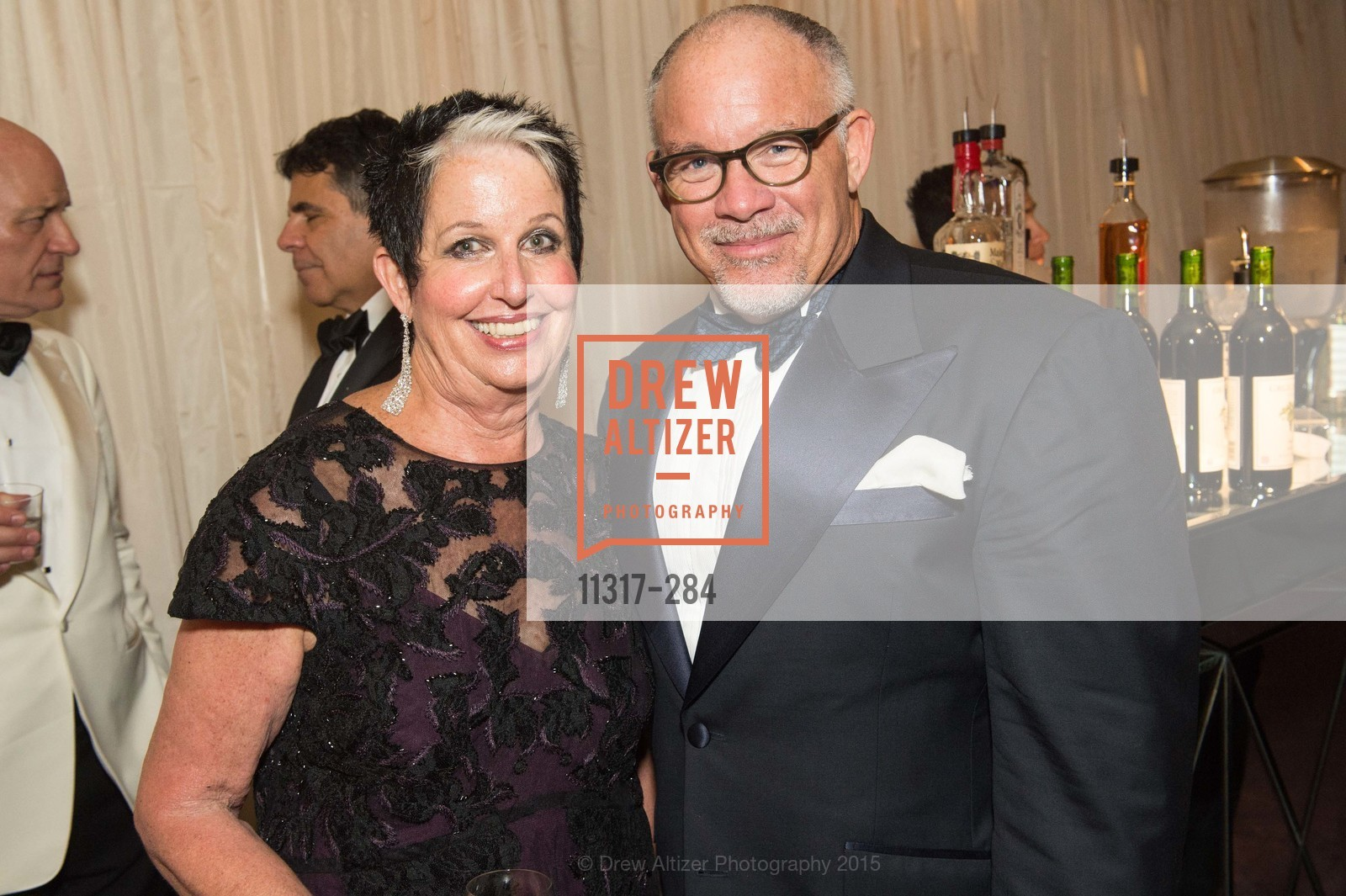 Karen Kubin, Jon Finck, Opera Ball 2015: Moonlight & Music, War Memorial Opera House. 301 Van Ness Ave, September 11th, 2015,Drew Altizer, Drew Altizer Photography, full-service agency, private events, San Francisco photographer, photographer california