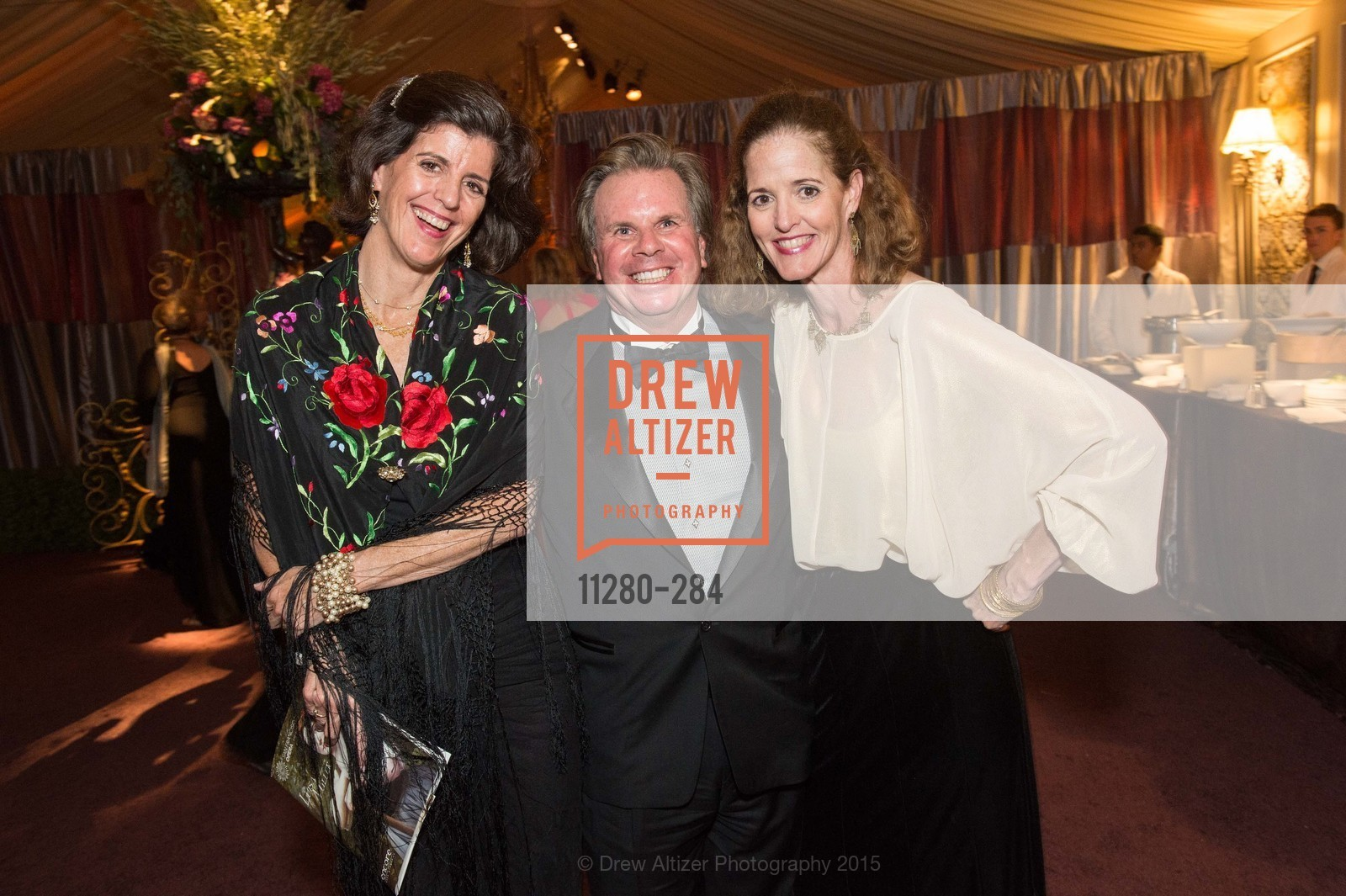 Debbie Terrier, George Drysdale, Julie Shugar, Opera Ball 2015: Moonlight & Music, War Memorial Opera House. 301 Van Ness Ave, September 11th, 2015,Drew Altizer, Drew Altizer Photography, full-service event agency, private events, San Francisco photographer, photographer California
