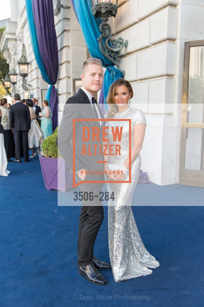 Mark Olson, Claudia Ross, Opera Ball 2015: Moonlight & Music, War Memorial Opera House. 301 Van Ness Ave, September 11th, 2015,Drew Altizer, Drew Altizer Photography, full-service agency, private events, San Francisco photographer, photographer california