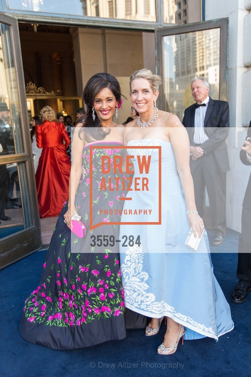 Komal Shah, Jennifer Walske, Opera Ball 2015: Moonlight & Music, War Memorial Opera House. 301 Van Ness Ave, September 11th, 2015,Drew Altizer, Drew Altizer Photography, full-service agency, private events, San Francisco photographer, photographer california