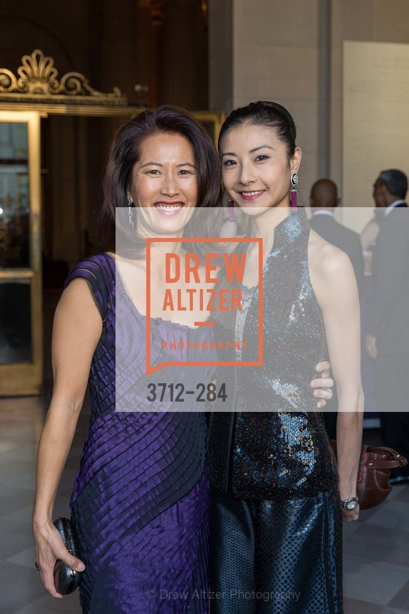 Anita Westly, Yuan Yuan Tan, Opera Ball 2015: Moonlight & Music, War Memorial Opera House. 301 Van Ness Ave, September 11th, 2015,Drew Altizer, Drew Altizer Photography, full-service event agency, private events, San Francisco photographer, photographer California