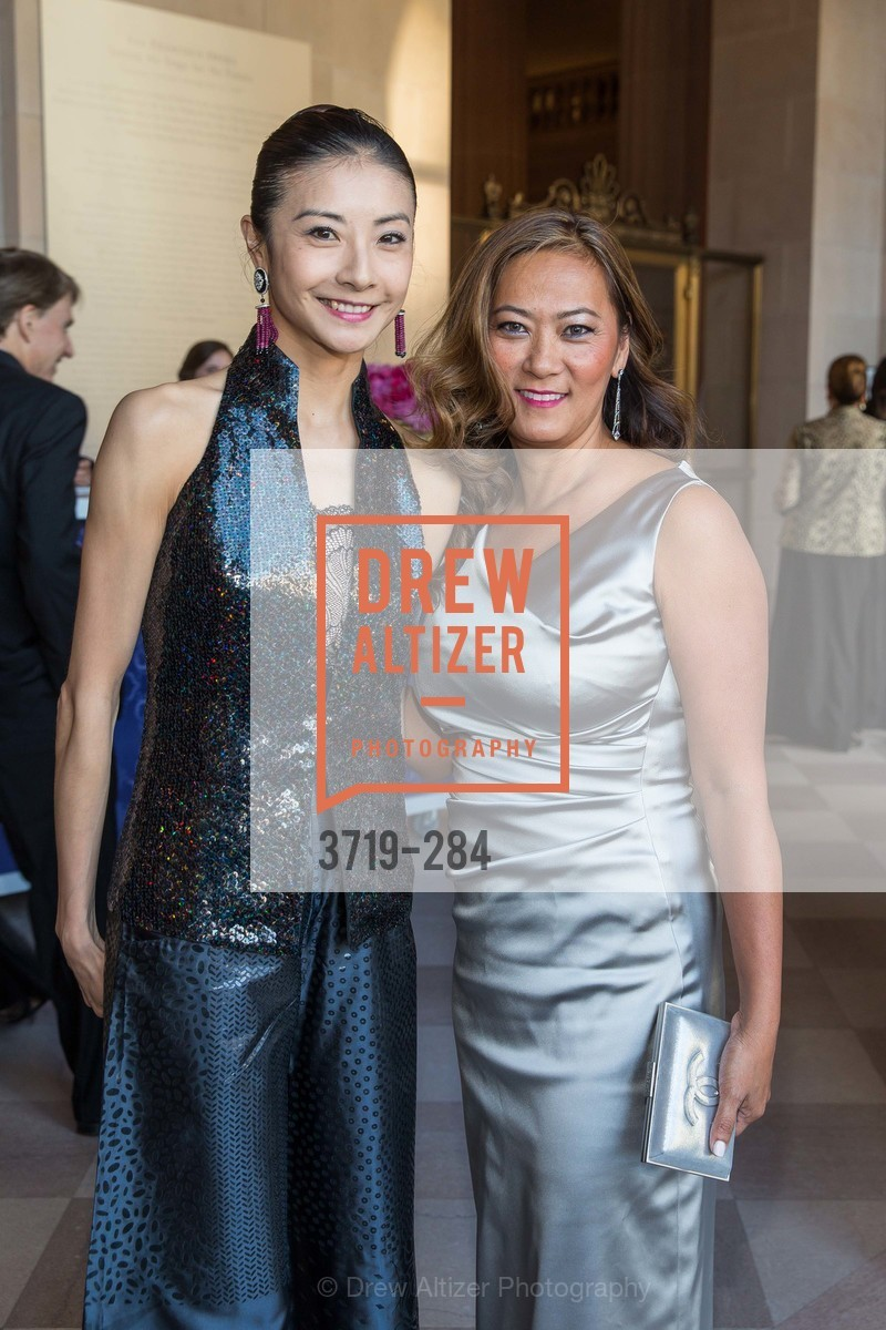 Yuan Yuan Tan, Elizabeth Fullerton, Opera Ball 2015: Moonlight & Music, War Memorial Opera House. 301 Van Ness Ave, September 11th, 2015,Drew Altizer, Drew Altizer Photography, full-service agency, private events, San Francisco photographer, photographer california