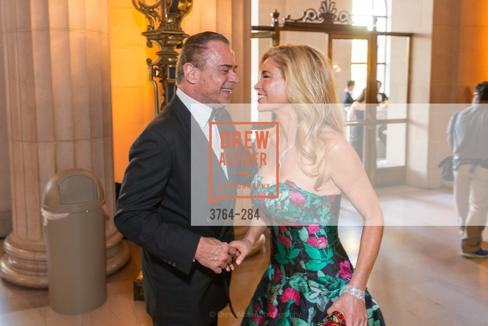 Boaz Mazor, Paula Carano, Opera Ball 2015: Moonlight & Music, War Memorial Opera House. 301 Van Ness Ave, September 11th, 2015,Drew Altizer, Drew Altizer Photography, full-service agency, private events, San Francisco photographer, photographer california