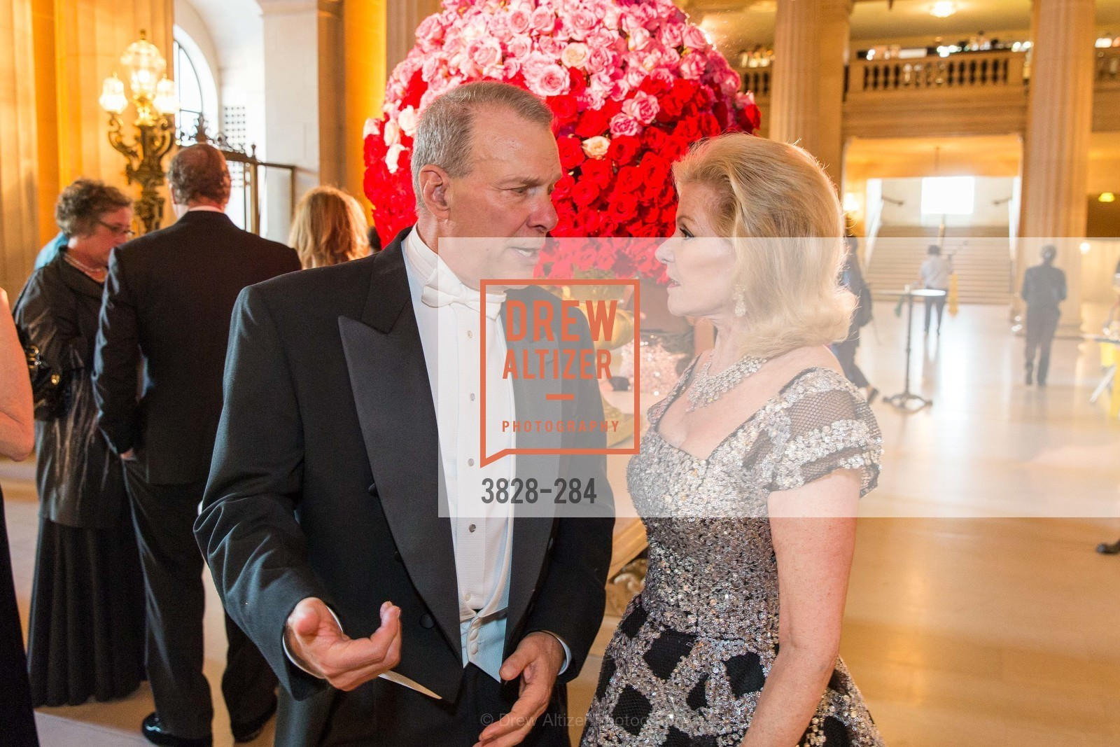 David Gockley, Dede Wilsey, Opera Ball 2015: Moonlight & Music, War Memorial Opera House. 301 Van Ness Ave, September 11th, 2015,Drew Altizer, Drew Altizer Photography, full-service event agency, private events, San Francisco photographer, photographer California