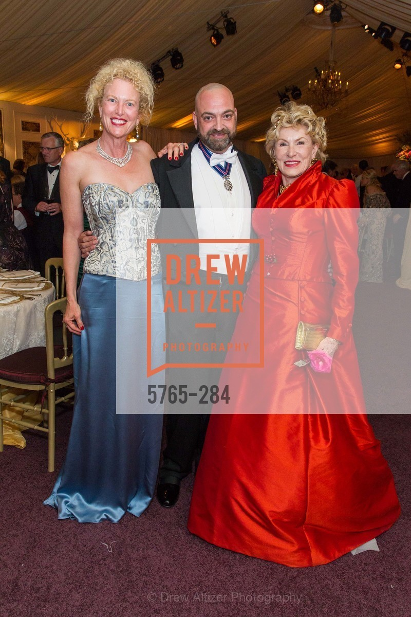 Sharon Winslow, Christopher Verdosci, Jennifer MacCready, Opera Ball 2015: Moonlight & Music, War Memorial Opera House. 301 Van Ness Ave, September 11th, 2015,Drew Altizer, Drew Altizer Photography, full-service agency, private events, San Francisco photographer, photographer california