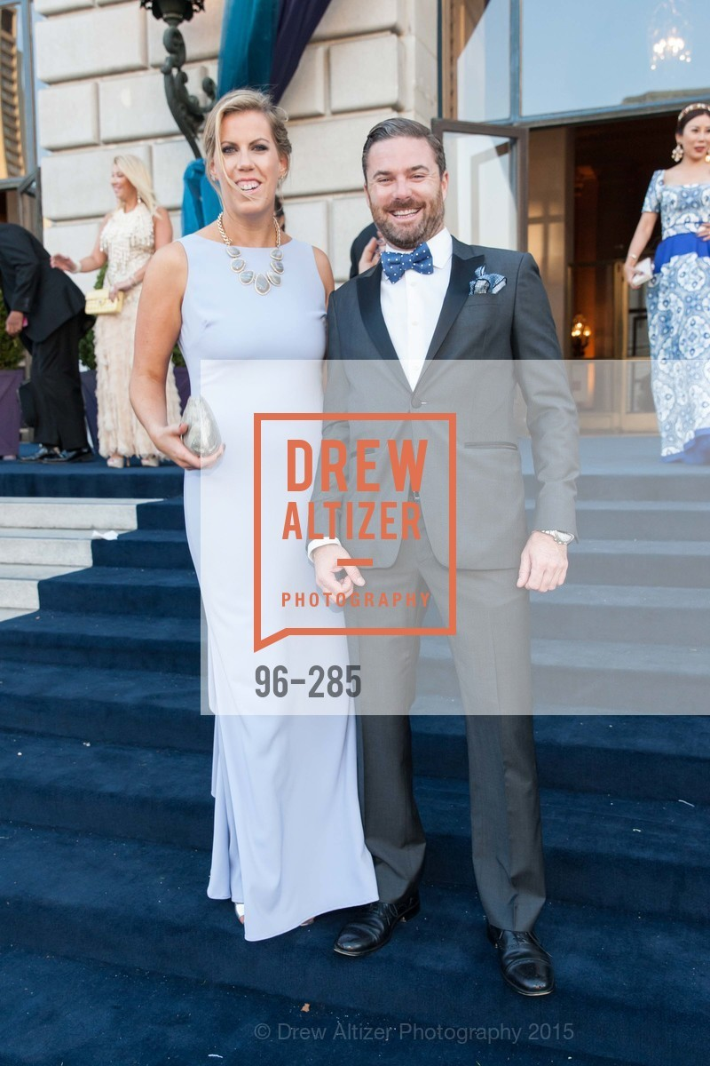 Lauren Groff, Benjamin Osgood, San Francisco Opera's BRAVO! CLUB Opening Night Gala, War Memorial Opera House. 301 Van Ness Ave, September 11th, 2015,Drew Altizer, Drew Altizer Photography, full-service agency, private events, San Francisco photographer, photographer california