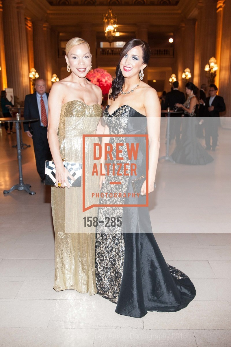 Julia Mathis, Shannon Eliot, San Francisco Opera's BRAVO! CLUB Opening Night Gala, War Memorial Opera House. 301 Van Ness Ave, September 11th, 2015,Drew Altizer, Drew Altizer Photography, full-service agency, private events, San Francisco photographer, photographer california