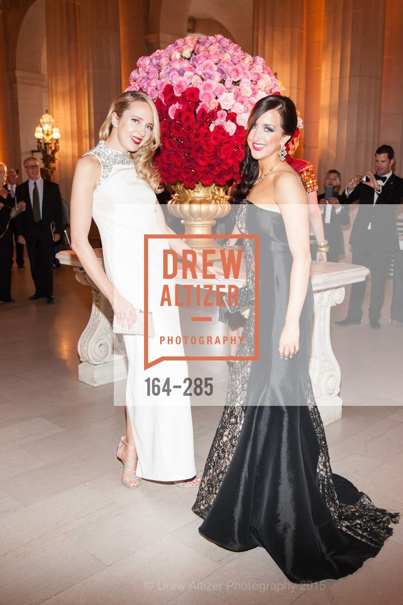 Laurie Diab, Shannon Eliot, San Francisco Opera's BRAVO! CLUB Opening Night Gala, War Memorial Opera House. 301 Van Ness Ave, September 11th, 2015,Drew Altizer, Drew Altizer Photography, full-service agency, private events, San Francisco photographer, photographer california