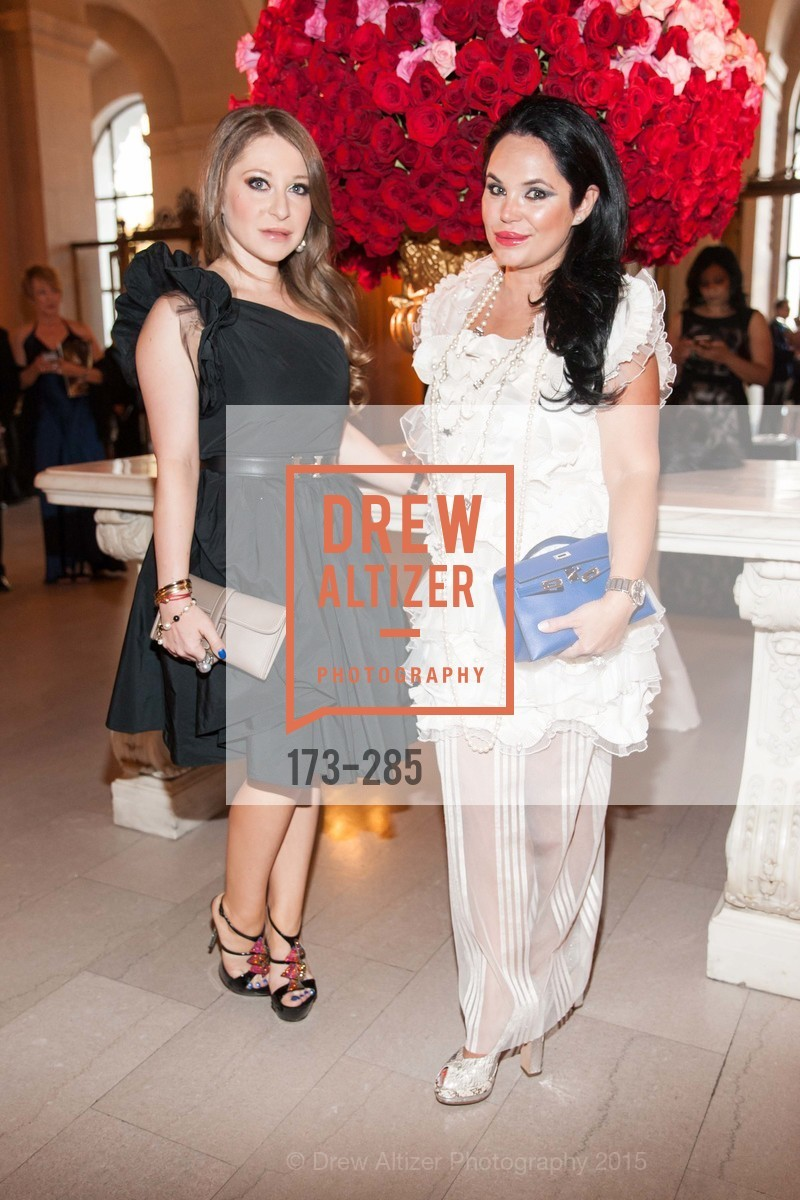 Vita Wiseman, Rada Katz, San Francisco Opera's BRAVO! CLUB Opening Night Gala, War Memorial Opera House. 301 Van Ness Ave, September 11th, 2015,Drew Altizer, Drew Altizer Photography, full-service agency, private events, San Francisco photographer, photographer california