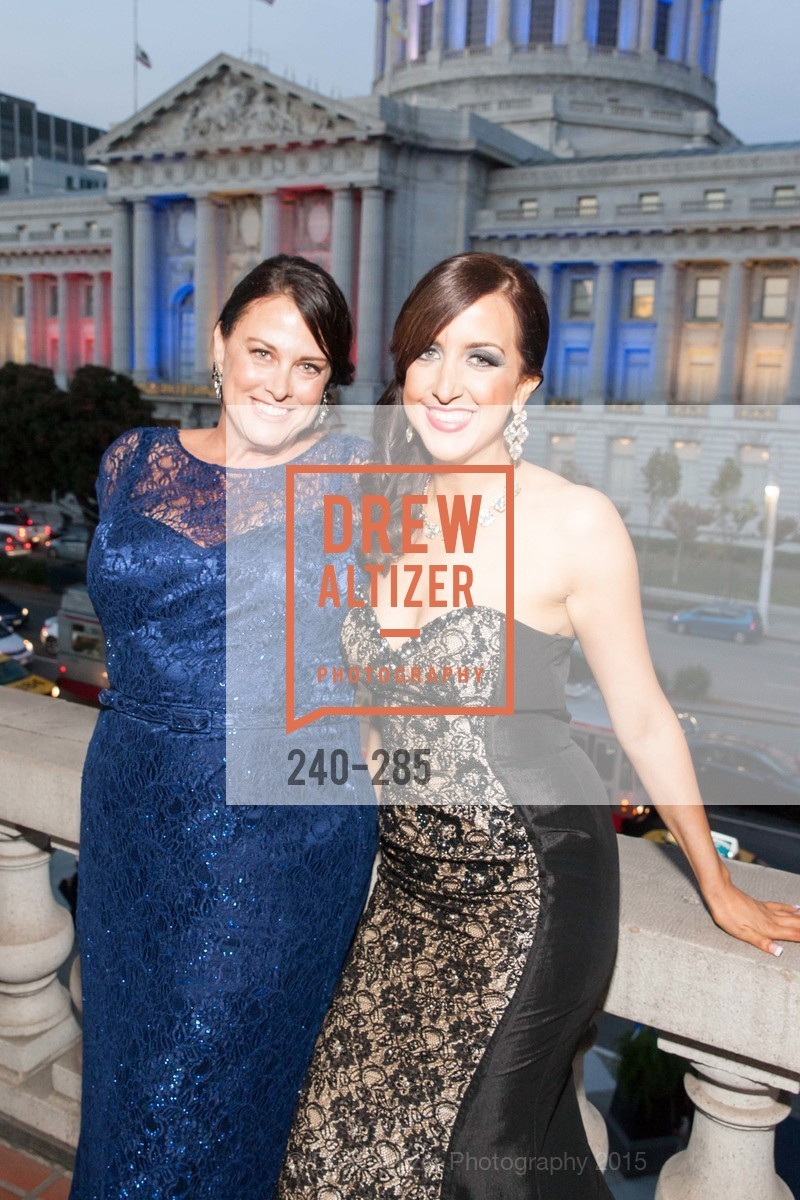 Lisa Smusz, Shannon Eliot, San Francisco Opera's BRAVO! CLUB Opening Night Gala, War Memorial Opera House. 301 Van Ness Ave, September 11th, 2015,Drew Altizer, Drew Altizer Photography, full-service agency, private events, San Francisco photographer, photographer california