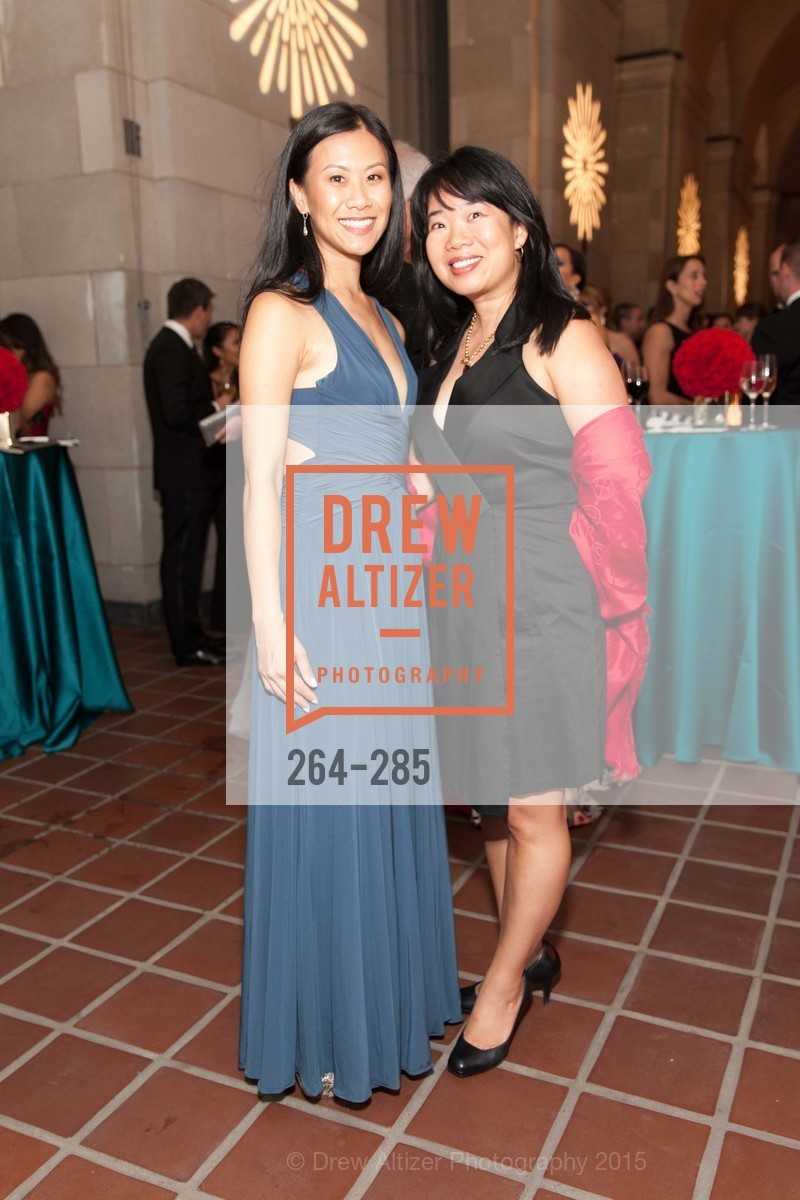 Jane Le, Jennifer Wong, San Francisco Opera's BRAVO! CLUB Opening Night Gala, War Memorial Opera House. 301 Van Ness Ave, September 11th, 2015,Drew Altizer, Drew Altizer Photography, full-service agency, private events, San Francisco photographer, photographer california