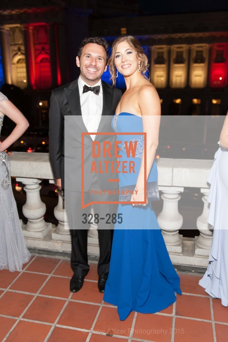 Jordan Gardner, Victoria Weatherford, San Francisco Opera's BRAVO! CLUB Opening Night Gala, War Memorial Opera House. 301 Van Ness Ave, September 11th, 2015,Drew Altizer, Drew Altizer Photography, full-service agency, private events, San Francisco photographer, photographer california
