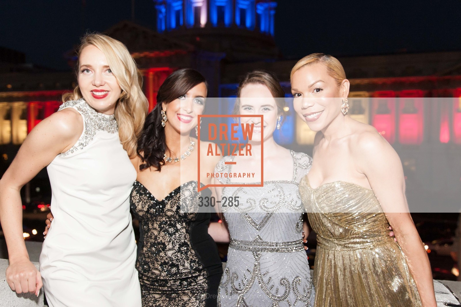 Laurie Diab, Shannon Eliot, Susan Walker, Julia Mathis, San Francisco Opera's BRAVO! CLUB Opening Night Gala, War Memorial Opera House. 301 Van Ness Ave, September 11th, 2015,Drew Altizer, Drew Altizer Photography, full-service agency, private events, San Francisco photographer, photographer california