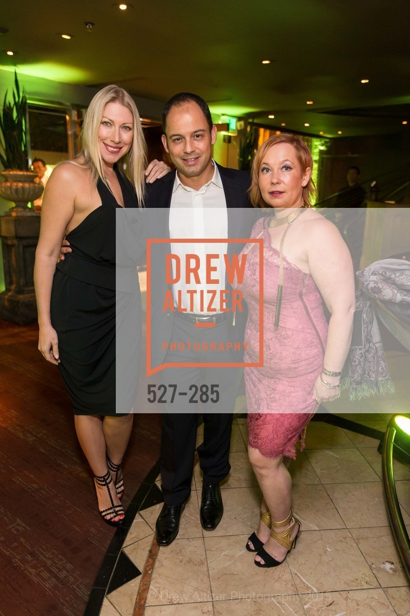 Lana Dobbs, Mario Anapliotis, Julie Butenko, San Francisco Opera's BRAVO! CLUB Opening Night Gala, War Memorial Opera House. 301 Van Ness Ave, September 11th, 2015,Drew Altizer, Drew Altizer Photography, full-service agency, private events, San Francisco photographer, photographer california