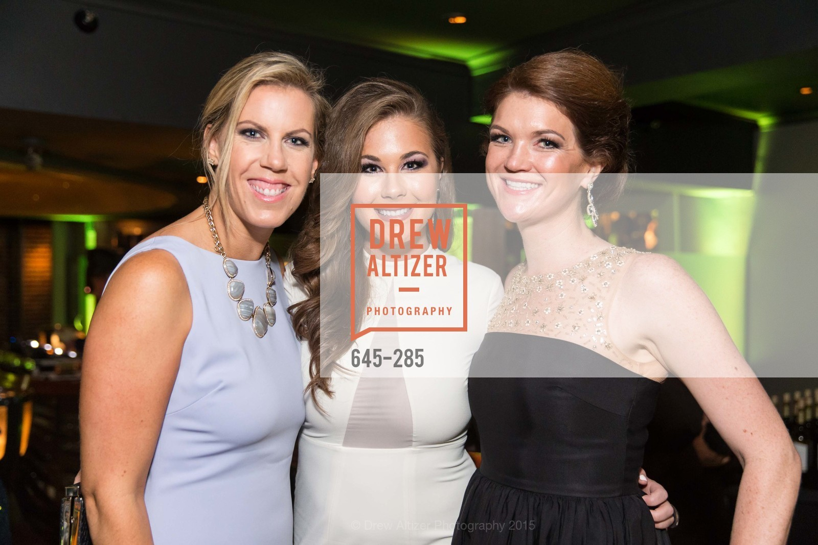 Lauren Groff, Bailey Haws, Emily Brown, San Francisco Opera's BRAVO! CLUB Opening Night Gala, War Memorial Opera House. 301 Van Ness Ave, September 11th, 2015,Drew Altizer, Drew Altizer Photography, full-service agency, private events, San Francisco photographer, photographer california