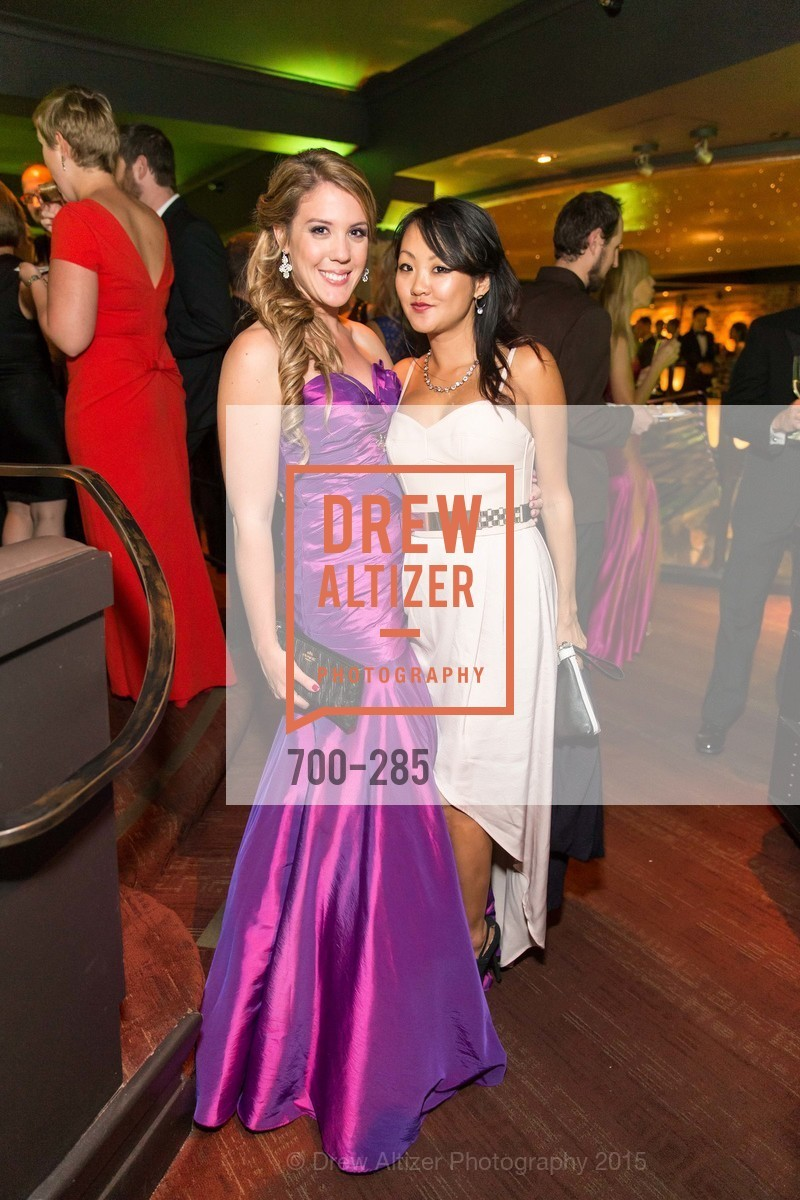 Kari Lincks, Tina Hui, San Francisco Opera's BRAVO! CLUB Opening Night Gala, War Memorial Opera House. 301 Van Ness Ave, September 11th, 2015,Drew Altizer, Drew Altizer Photography, full-service event agency, private events, San Francisco photographer, photographer California