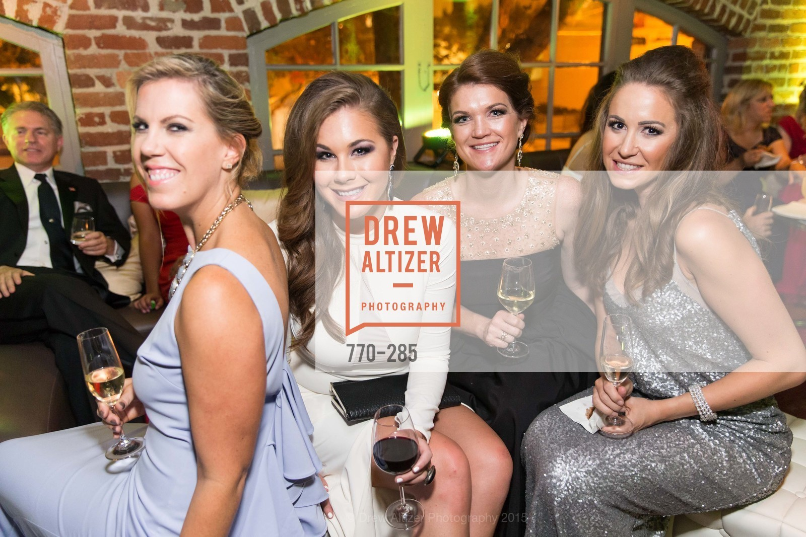 Lauren Groff, Bailey Haws, Emily Brown, Megan Graf, San Francisco Opera's BRAVO! CLUB Opening Night Gala, War Memorial Opera House. 301 Van Ness Ave, September 11th, 2015,Drew Altizer, Drew Altizer Photography, full-service event agency, private events, San Francisco photographer, photographer California