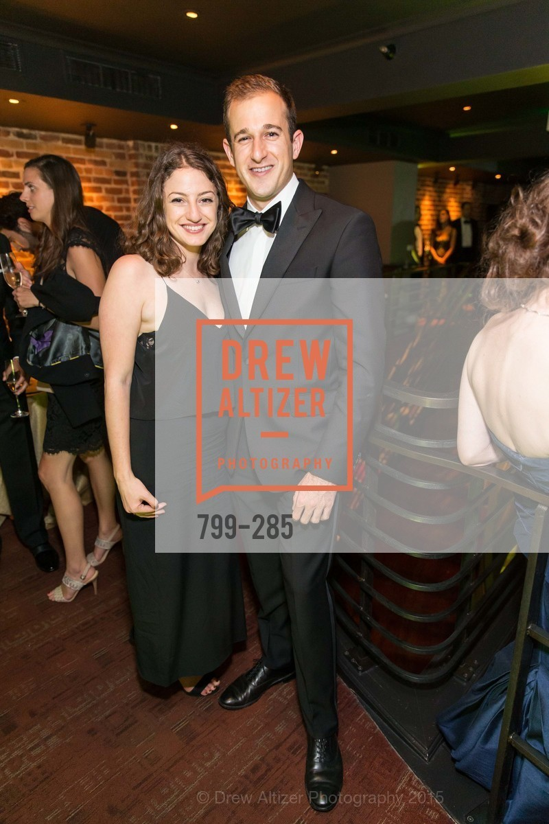 Hannah Milgron, Matt Pfeiffer, San Francisco Opera's BRAVO! CLUB Opening Night Gala, War Memorial Opera House. 301 Van Ness Ave, September 11th, 2015,Drew Altizer, Drew Altizer Photography, full-service agency, private events, San Francisco photographer, photographer california