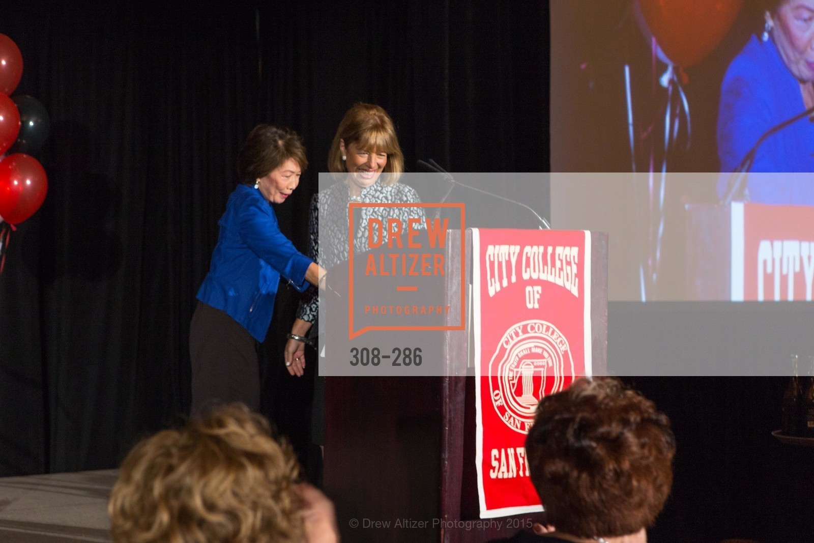 Jackie Speier, CCSF Basic Skills Luncheon, Fairmont Hotel, Grand Ballroom, September 15th, 2015,Drew Altizer, Drew Altizer Photography, full-service agency, private events, San Francisco photographer, photographer california
