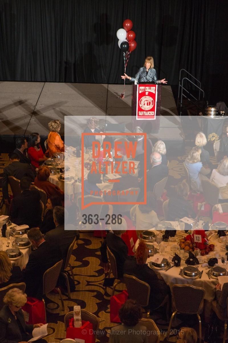 Jackie Speier, CCSF Basic Skills Luncheon, Fairmont Hotel, Grand Ballroom, September 15th, 2015,Drew Altizer, Drew Altizer Photography, full-service agency, private events, San Francisco photographer, photographer california