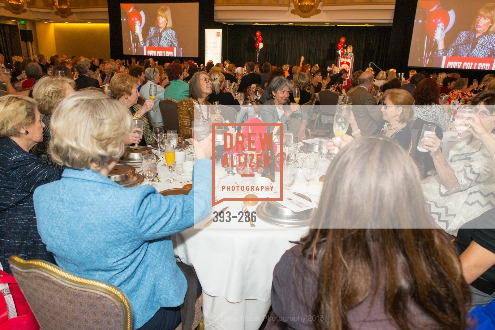 Atmosphere, CCSF Basic Skills Luncheon, Fairmont Hotel, Grand Ballroom, September 15th, 2015,Drew Altizer, Drew Altizer Photography, full-service event agency, private events, San Francisco photographer, photographer California