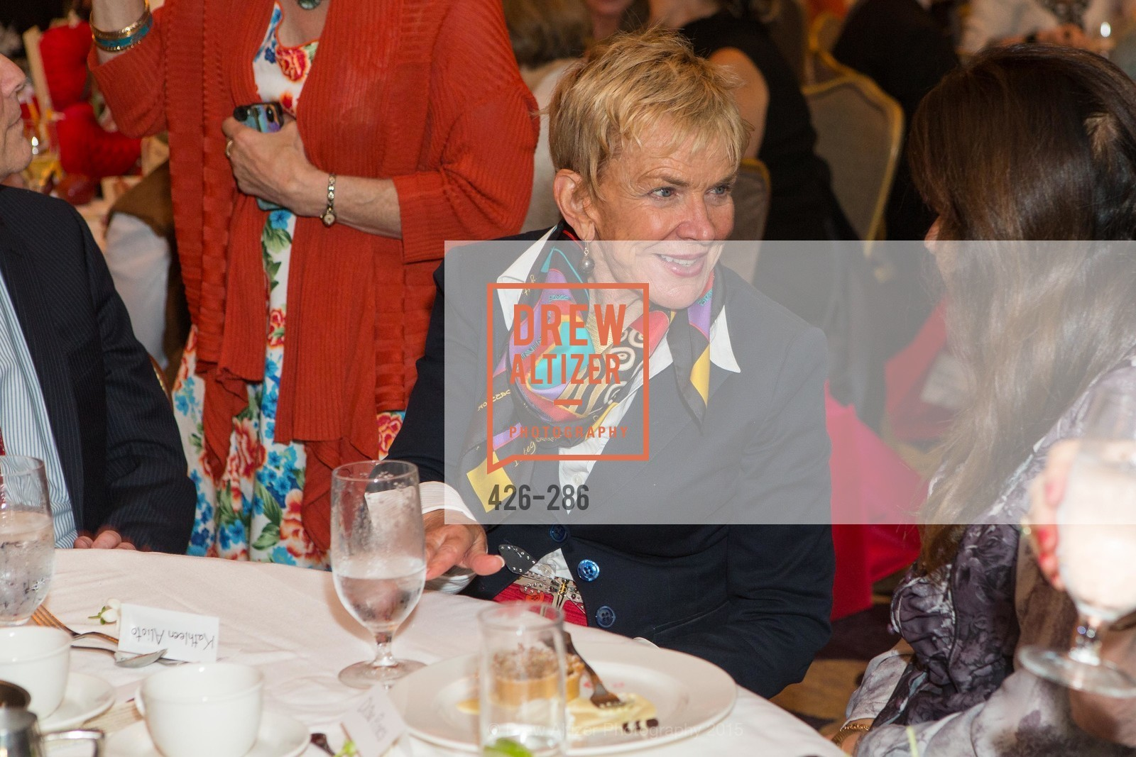 Kathleen Alioto, CCSF Basic Skills Luncheon, Fairmont Hotel, Grand Ballroom, September 15th, 2015,Drew Altizer, Drew Altizer Photography, full-service agency, private events, San Francisco photographer, photographer california