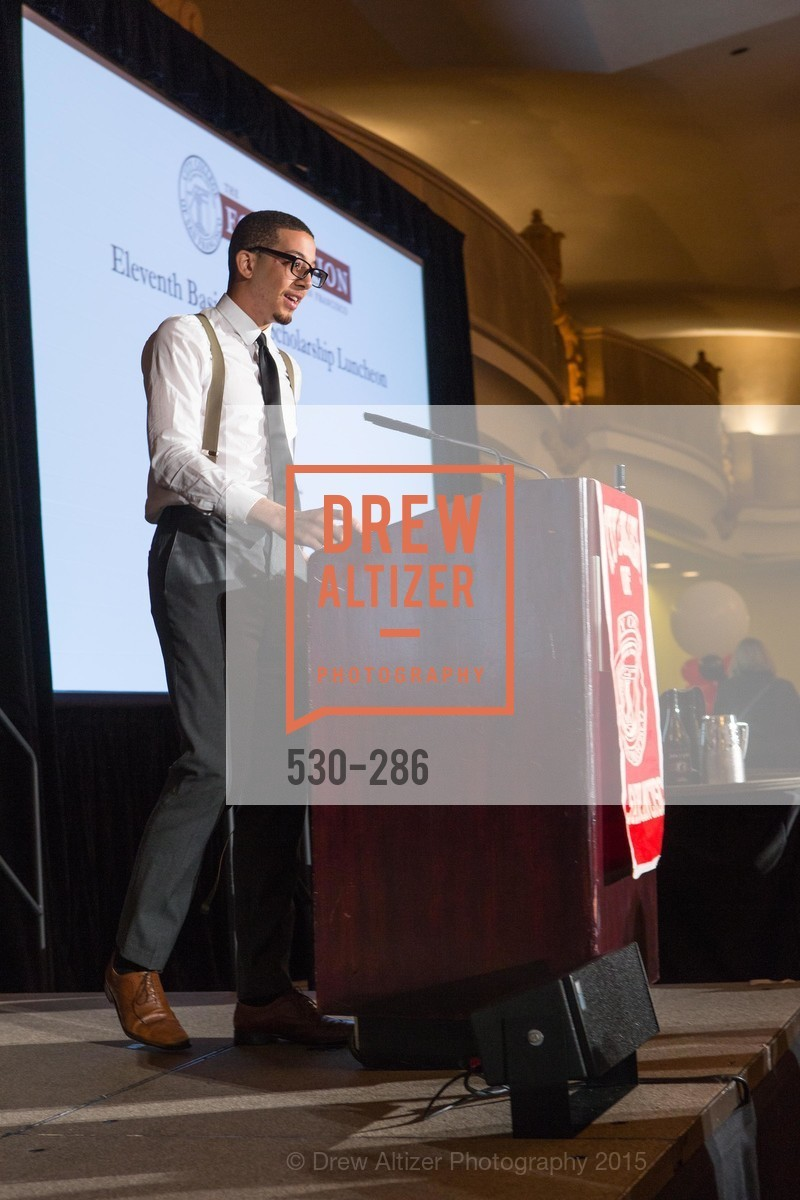 Jeremiah Rushing, CCSF Basic Skills Luncheon, Fairmont Hotel, Grand Ballroom, September 15th, 2015,Drew Altizer, Drew Altizer Photography, full-service agency, private events, San Francisco photographer, photographer california