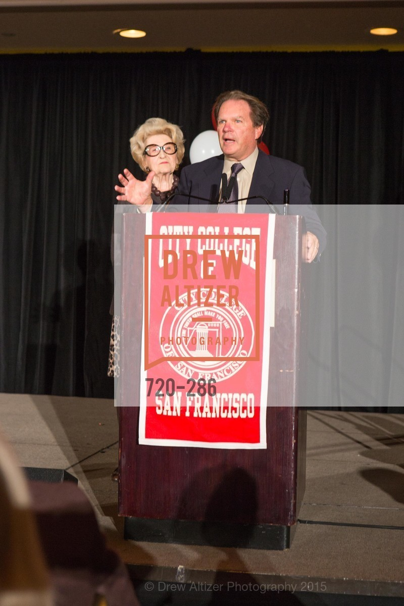 Genelle Relfe, George Rush, CCSF Basic Skills Luncheon, Fairmont Hotel, Grand Ballroom, September 15th, 2015,Drew Altizer, Drew Altizer Photography, full-service agency, private events, San Francisco photographer, photographer california