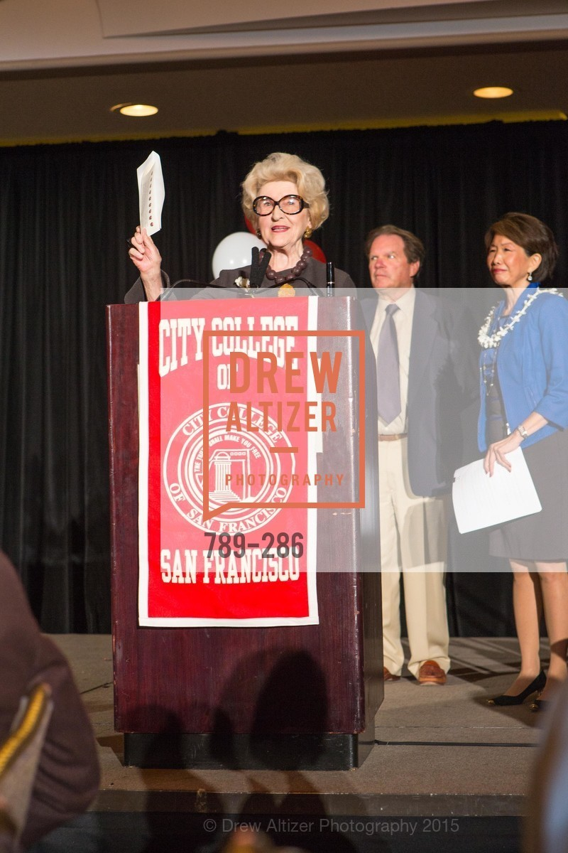 Genelle Relfe, George Rush, Jan Yanehiro, CCSF Basic Skills Luncheon, Fairmont Hotel, Grand Ballroom, September 15th, 2015,Drew Altizer, Drew Altizer Photography, full-service agency, private events, San Francisco photographer, photographer california