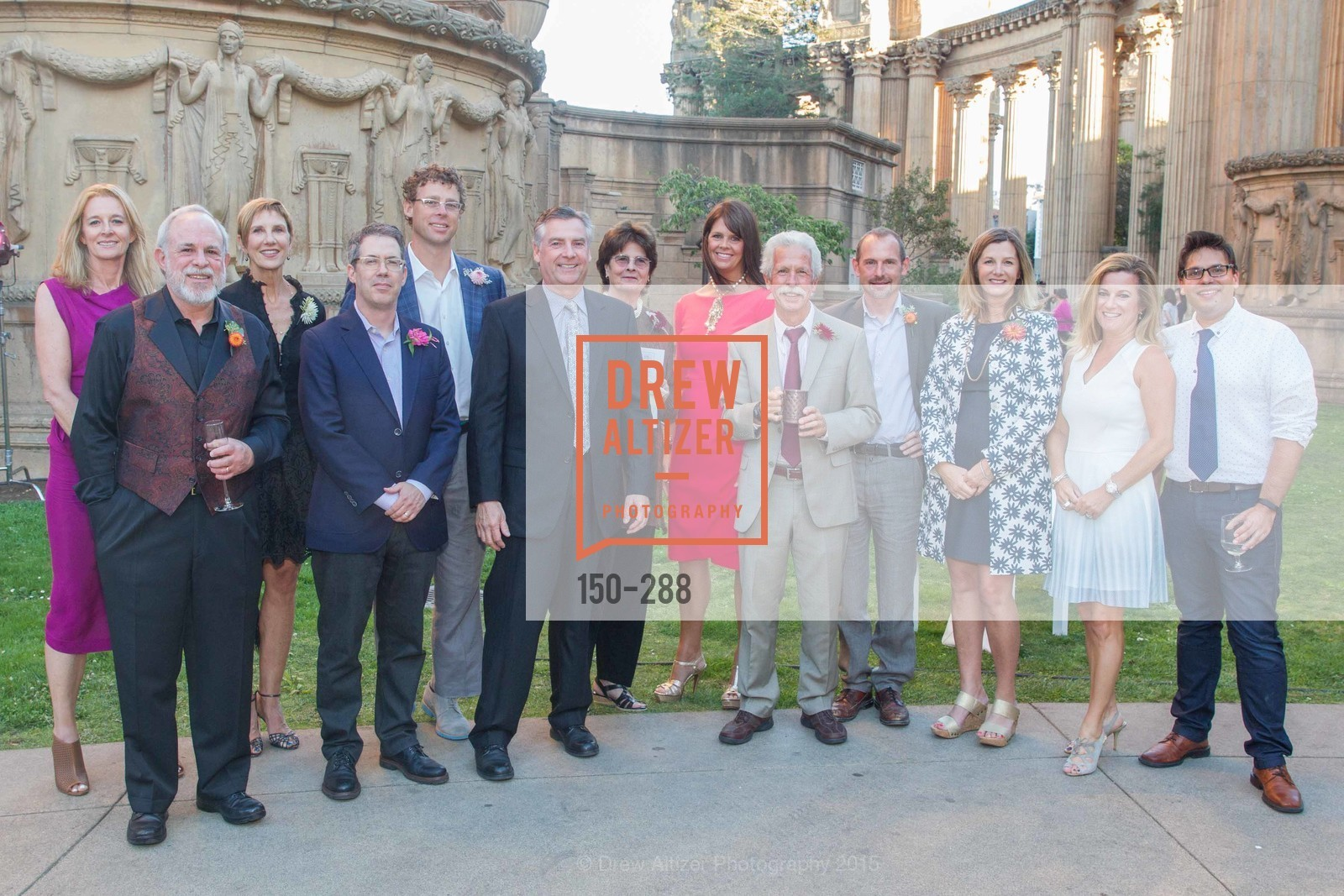 Tricia Sellman, Glenn Snyder, Rosemary Cameron, Ken Weber, Marcel Wilson, Kelly Nice, Christine Gardner, Phil Arnold, Chris Guillard, Nancy Conner, Carolyn Edwards, Party for the Parks 2015, Palace of Fine Arts. 3301 Lyon St, September 19th, 2015,Drew Altizer, Drew Altizer Photography, full-service event agency, private events, San Francisco photographer, photographer California