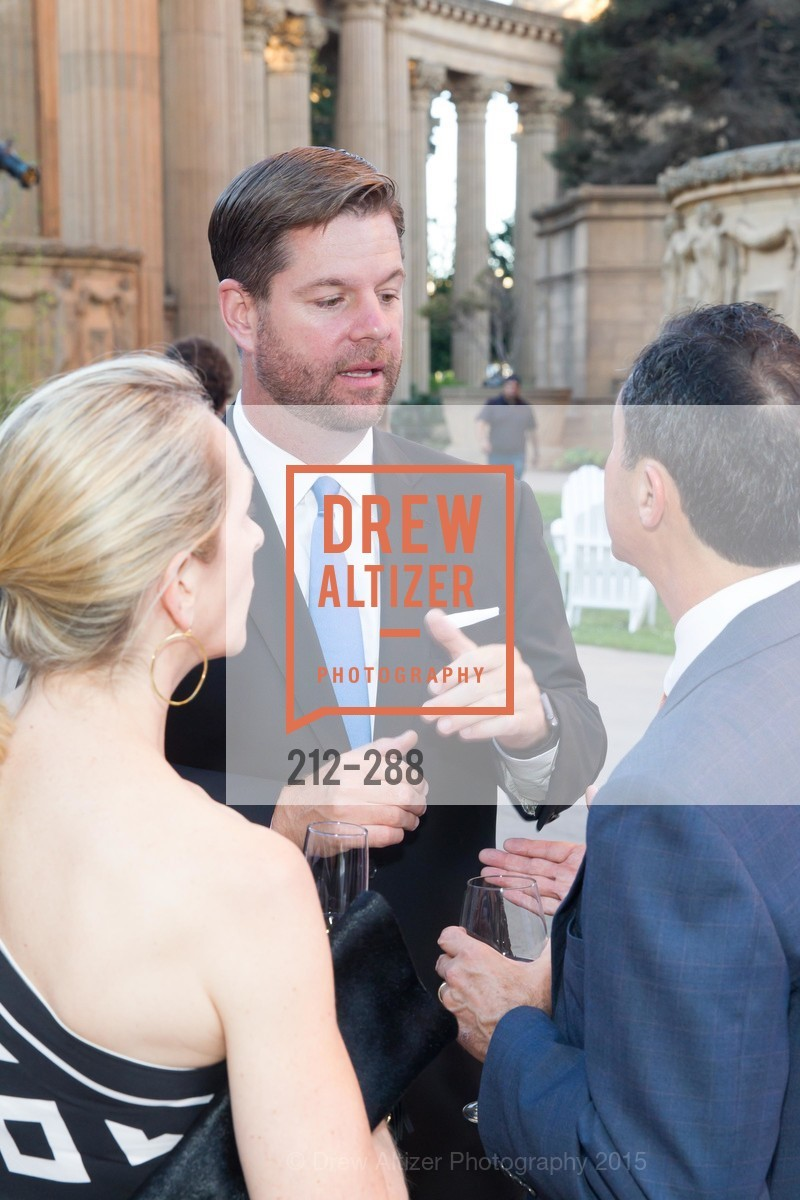Mark Farrell, Party for the Parks 2015, Palace of Fine Arts. 3301 Lyon St, September 19th, 2015,Drew Altizer, Drew Altizer Photography, full-service agency, private events, San Francisco photographer, photographer california