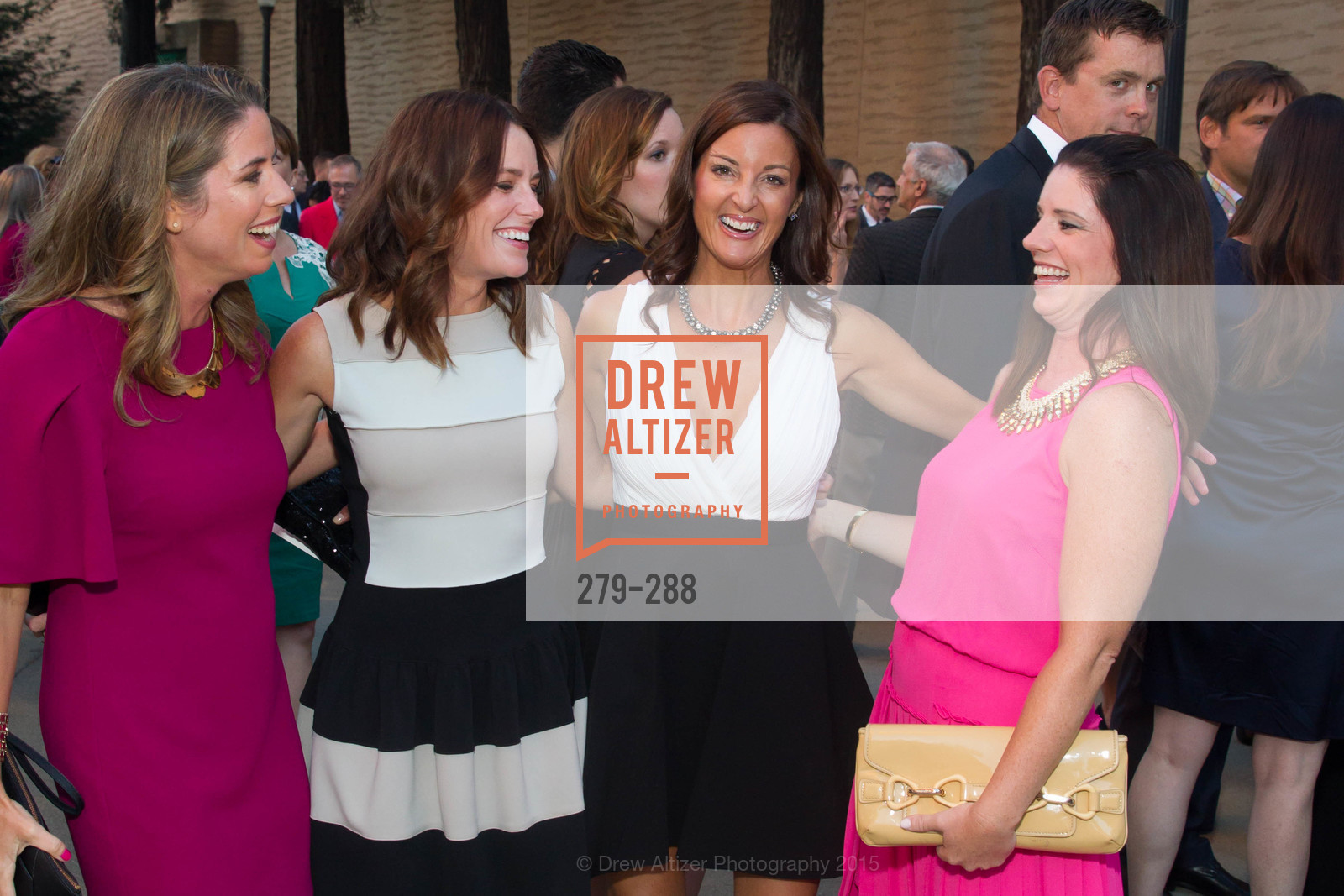 Liz Farrell, Anne Duffy, Andrea Cohen, Julie Dunn, Party for the Parks 2015, Palace of Fine Arts. 3301 Lyon St, September 19th, 2015,Drew Altizer, Drew Altizer Photography, full-service agency, private events, San Francisco photographer, photographer california