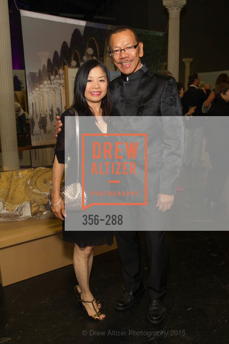 Kathy Chung Ye, Norman Ye, Party for the Parks 2015, Palace of Fine Arts. 3301 Lyon St, September 19th, 2015,Drew Altizer, Drew Altizer Photography, full-service event agency, private events, San Francisco photographer, photographer California