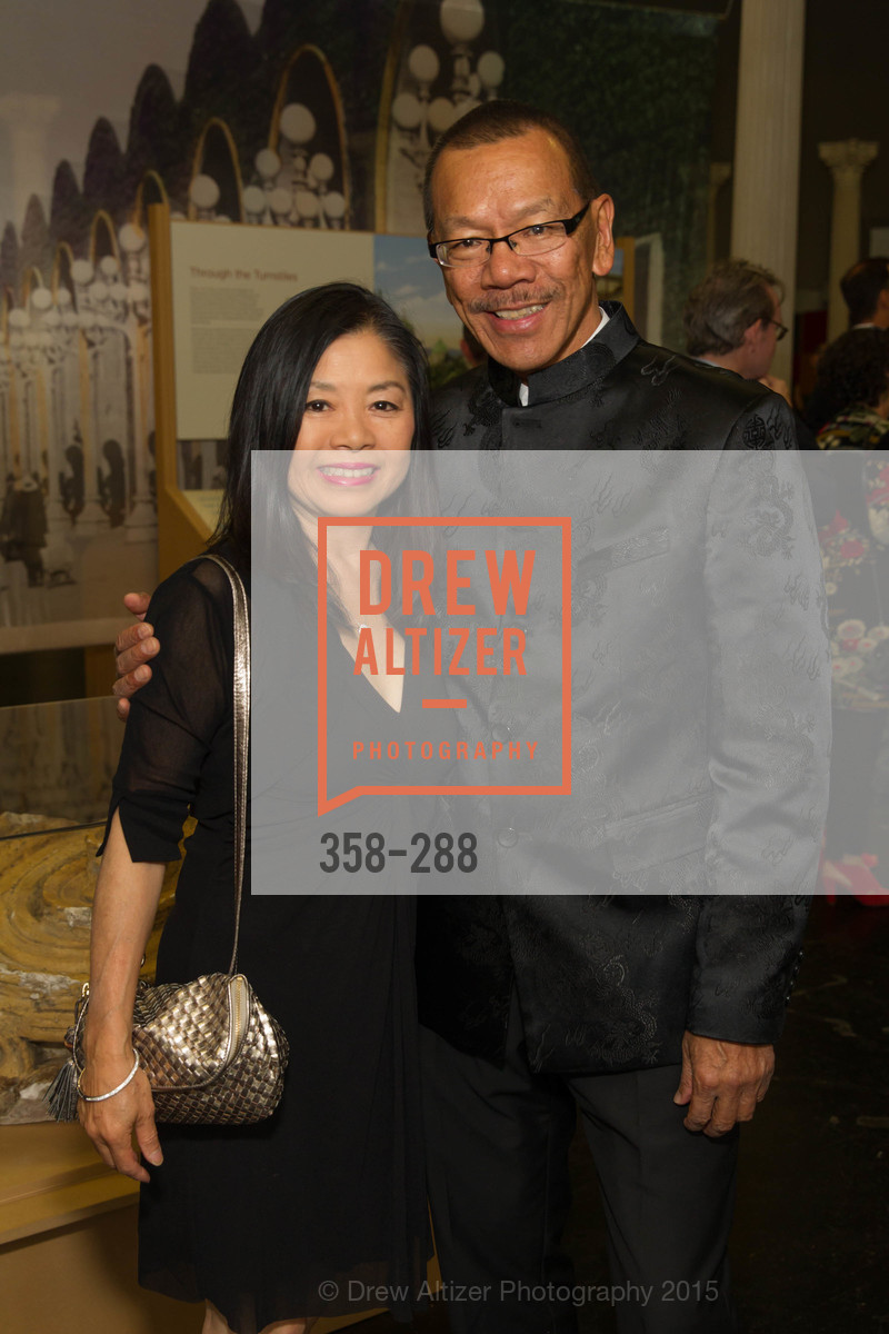 Kathy Chung Ye, Norman Ye, Party for the Parks 2015, Palace of Fine Arts. 3301 Lyon St, September 19th, 2015,Drew Altizer, Drew Altizer Photography, full-service agency, private events, San Francisco photographer, photographer california