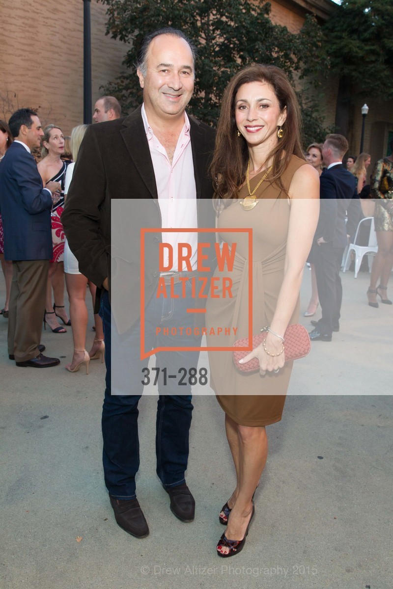 Oran Muduroglu, Maryam Muduroglu, Party for the Parks 2015, Palace of Fine Arts. 3301 Lyon St, September 19th, 2015,Drew Altizer, Drew Altizer Photography, full-service agency, private events, San Francisco photographer, photographer california