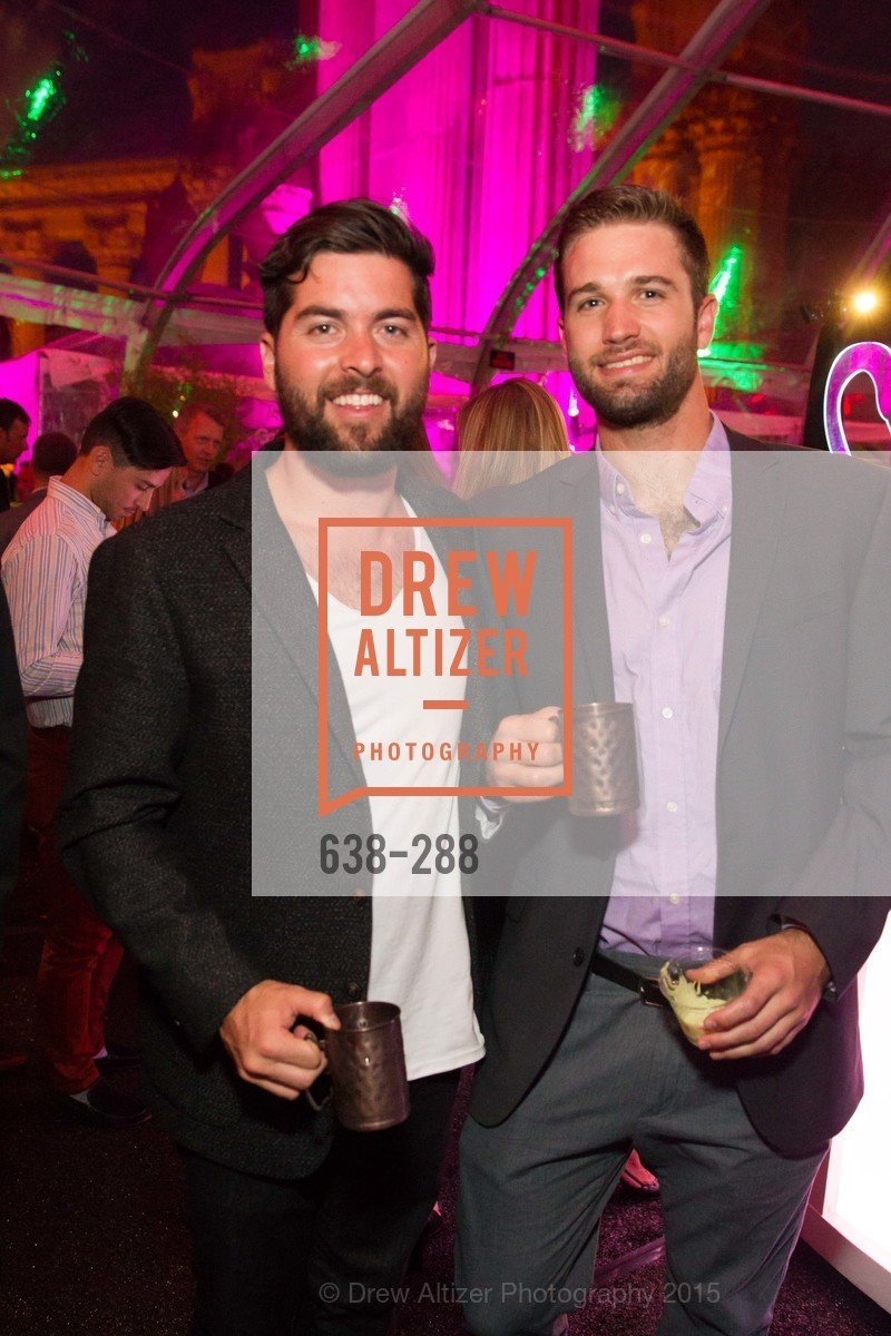 Harrison Watkins, Brook Stordy, Party for the Parks 2015, Palace of Fine Arts. 3301 Lyon St, September 19th, 2015,Drew Altizer, Drew Altizer Photography, full-service agency, private events, San Francisco photographer, photographer california