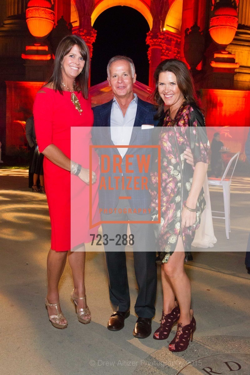 Christine Gardner, Alan Klein, Kendall Wilkinson, Party for the Parks 2015, Palace of Fine Arts. 3301 Lyon St, September 19th, 2015,Drew Altizer, Drew Altizer Photography, full-service agency, private events, San Francisco photographer, photographer california