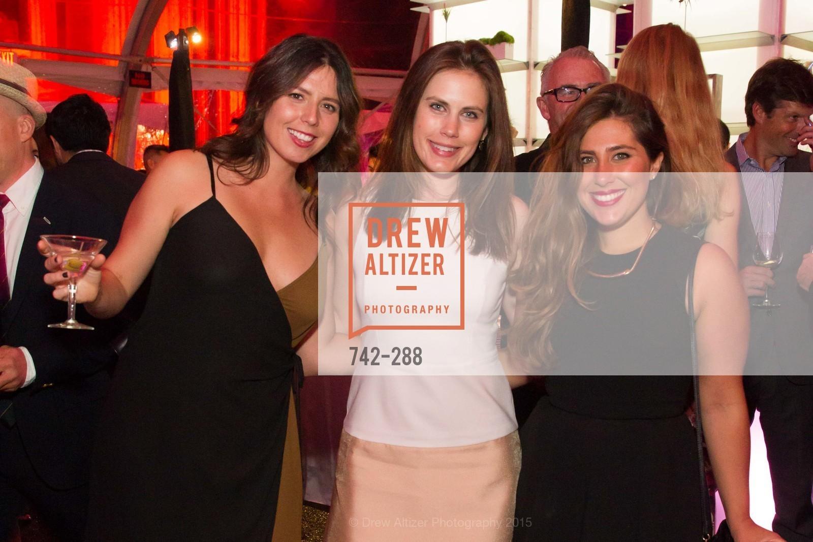 Lindsey Albert, Ivana Colendich, Elena Kinney, Photo #742-288