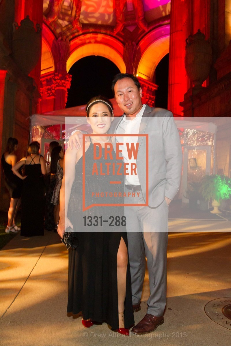 Esther Chang, Jeff Chang, Party for the Parks 2015, Palace of Fine Arts. 3301 Lyon St, September 19th, 2015,Drew Altizer, Drew Altizer Photography, full-service agency, private events, San Francisco photographer, photographer california