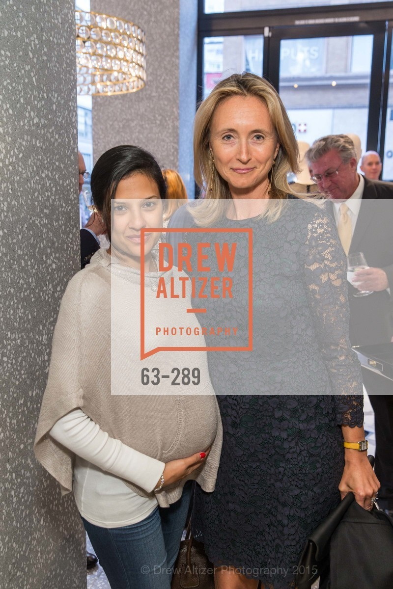 Megha Tolia, Louise Armour, Valentino Hosts San Francisco Symphony Gala Kickoff Party, Valentino, September 15th, 2015,Drew Altizer, Drew Altizer Photography, full-service agency, private events, San Francisco photographer, photographer california