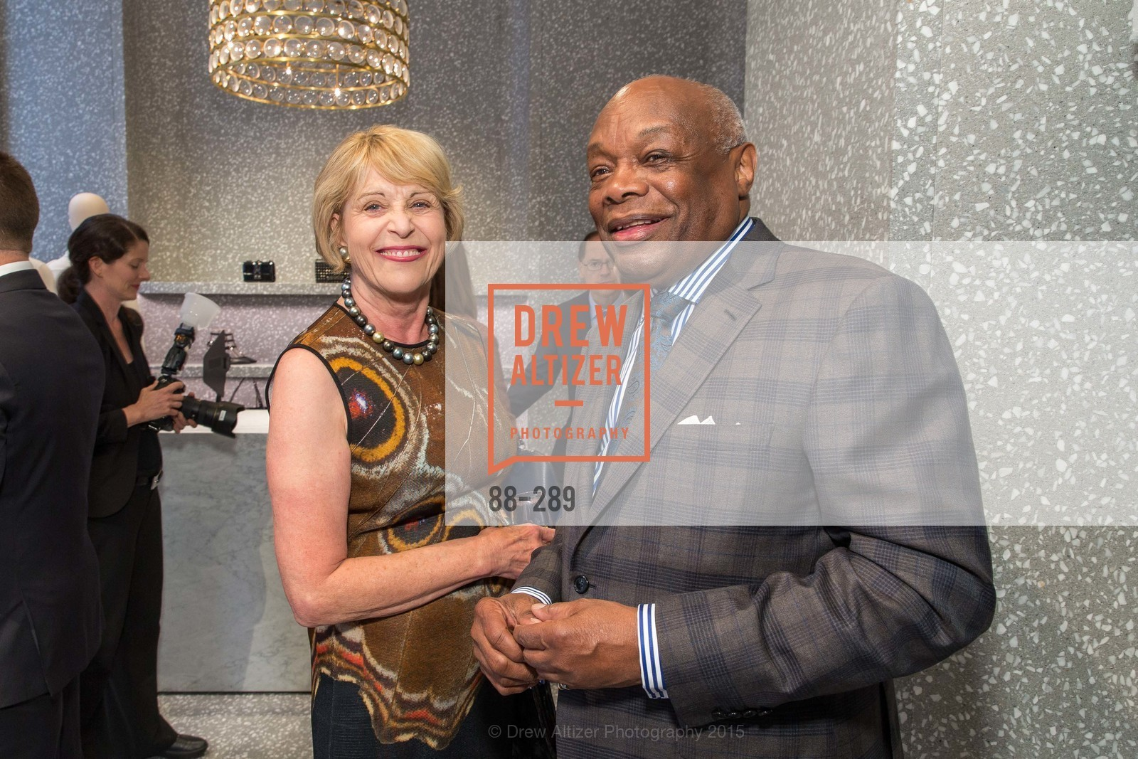 Dagmar Dolby, Willie Brown, Valentino Hosts San Francisco Symphony Gala Kickoff Party, Valentino, September 15th, 2015,Drew Altizer, Drew Altizer Photography, full-service agency, private events, San Francisco photographer, photographer california