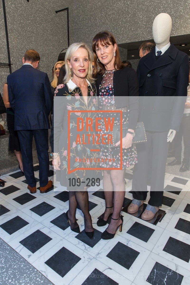 Barbara Brown, Allison Speer, Valentino Hosts San Francisco Symphony Gala Kickoff Party, Valentino, September 15th, 2015,Drew Altizer, Drew Altizer Photography, full-service agency, private events, San Francisco photographer, photographer california