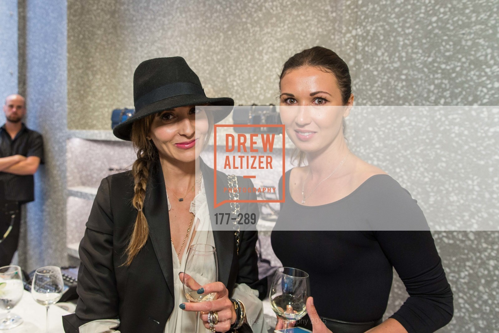Mary Gonsalves Kinney, Camilla Papale, Valentino Hosts San Francisco Symphony Gala Kickoff Party, Valentino, September 15th, 2015,Drew Altizer, Drew Altizer Photography, full-service agency, private events, San Francisco photographer, photographer california