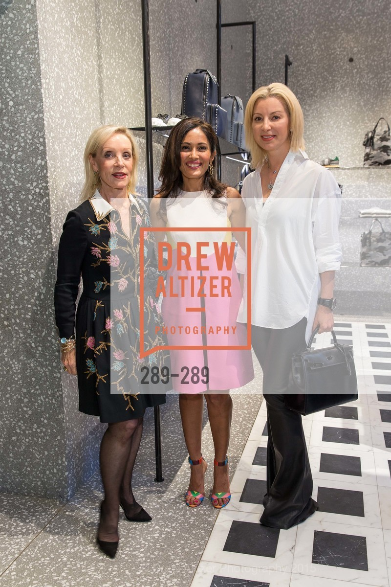 Barbara Brown, Komal Shah, Sonya Molodetskaya, Valentino Hosts San Francisco Symphony Gala Kickoff Party, Valentino, September 15th, 2015,Drew Altizer, Drew Altizer Photography, full-service agency, private events, San Francisco photographer, photographer california