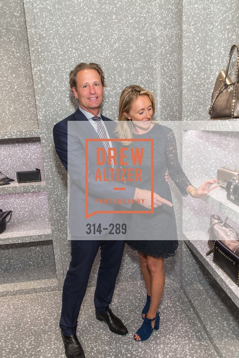 Max Armour, Louise Armour, Valentino Hosts San Francisco Symphony Gala Kickoff Party, Valentino, September 15th, 2015,Drew Altizer, Drew Altizer Photography, full-service event agency, private events, San Francisco photographer, photographer California